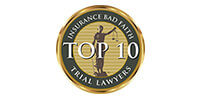 Shawn Foster - Insurance Bad Faith Trial Lawyers Top 10