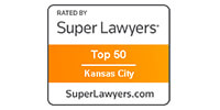 Super Lawyers - Top 50 in Kansas City